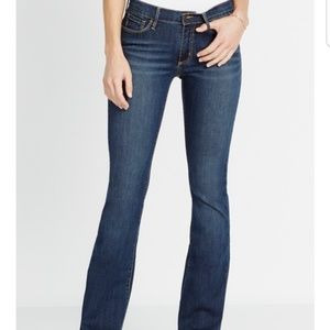 New Buffalo David Bitton Misha Mid Rise Jeans NWT